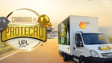 Goiás receberá oito etapas de caravana da UPL sobre proteção e aumento de produtividade da soja